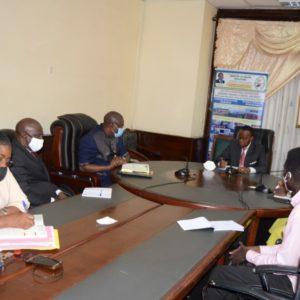 Vers la consolidation de l'assurance -qualité à L'ISEP FRANCOISE MBANGO