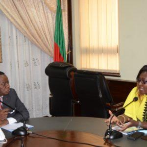 Mot de Mme Françoise Mbango, en prélude à l'ouverture de l'ISEP-FM