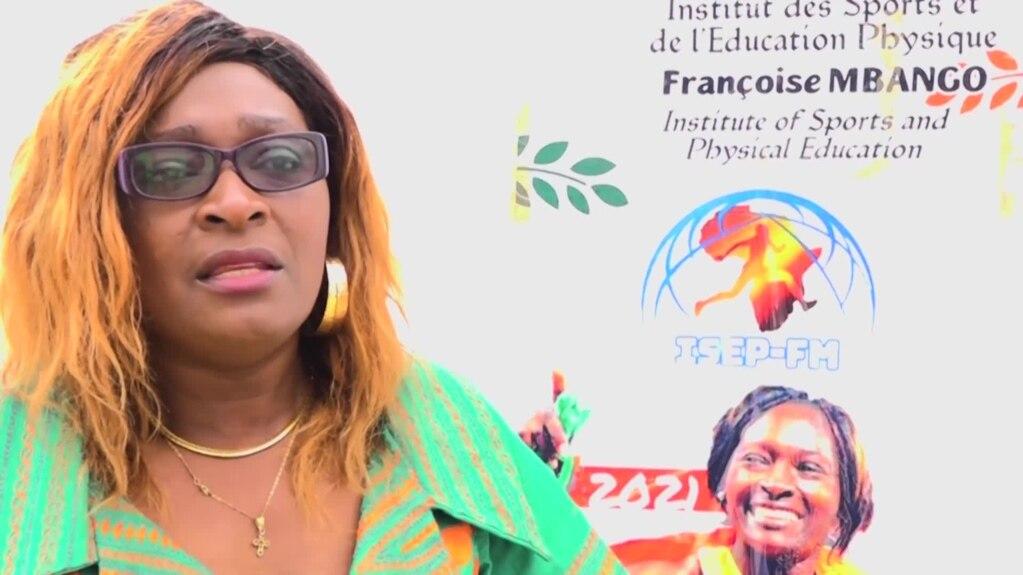 Francoise Mbango